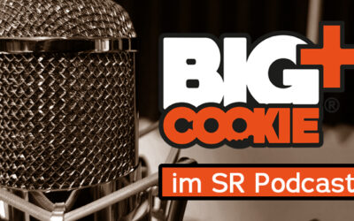 Das BIGcookie® Company-Team im Podcast